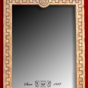 MIRROR WITH FRAME