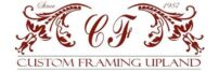 Custom Framing Upland